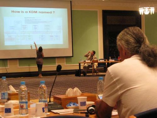 Euromed Audiovisual III Prgramme - Distribution Workshop - Dead Sea, Jordan, 2012