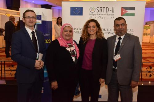 NCPs Poland Egypt Italy and Jordan