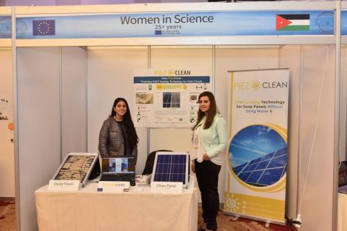 Women in Science project